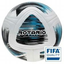 Precision Rotario FIFA Quality Match Ball (White Blue Black) 5