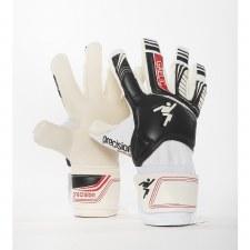 Precision Fusion Pro Gaelic Goalkeeper Gloves (White Black Red) 10