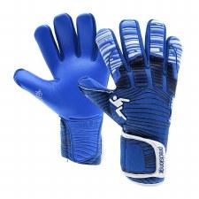Precision Elite 2.0 Grip Goal Keeper Gloves (Blue White Black) 8