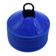 Precision Saucer Cones (Blue) 50