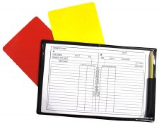 Precision Referee Note Book
