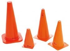 "Precision Traffic Cones 18"""