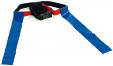Precision Tag Rugby Belt Blue
