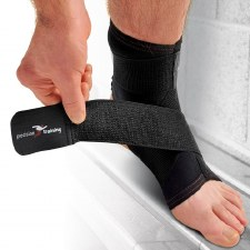 Precision Ankle Support With Straps Small