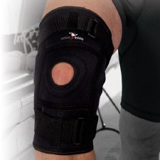 Precision Hinged Knee Support (Small)