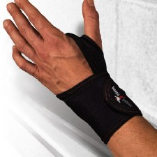 Precision Thumb/Wrist Support (Black) One Size Fits All