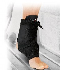 Precision Ankle Brace With Stays XL