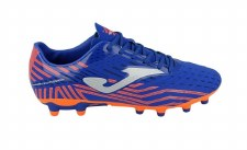 Joma Propulsion 904 Hard Ground Football Boots (Blue Orange) 6