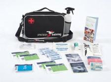 Precision Junior Medical Bag Including Kit B and Spray Bottle