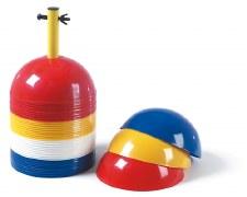Precision Dome Markers 50