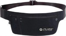Pure2Improve Smartphone Running Belt (Black)