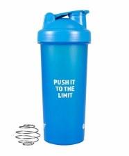 Pure2improve Shaker Bottle (Blue) 700ml