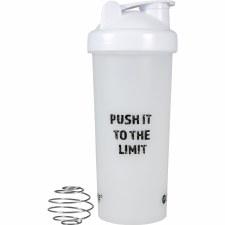 Pure2improve Shaker Bottle (White) 700ml