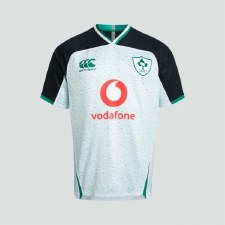 Canterbury Ireland Vapodri Alt Pro Junior Jersey 2019-20 (White Green) 10