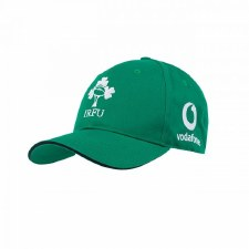 Canterbury Ireland Cotton Adjustable Hat (Green) Adults