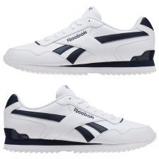 Reebok Royal Glide (White Navy) 4
