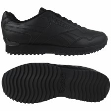 Reebok Royal Glide (Black Black) 4