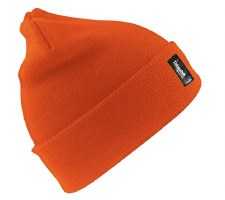 Result Thinsulate Hat (Orange) Adults One Size