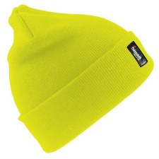 Result Thinsulate Hat (Flo Yellow) Adults One Size