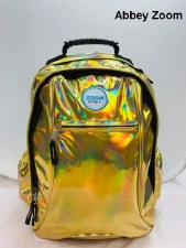 Ridge 53 Abbey Zoom Backpack (Gold)