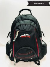 Ridge 53  Bolton Back Pack (Black Red)