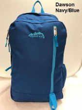 Ridge 53 Dawson Backpack (Navy Blue)