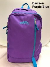 Ridge 53 Dawson Backpack (Purple Blue)