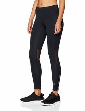 Ronhill Womens Stride Stretch Tight (Black) 12