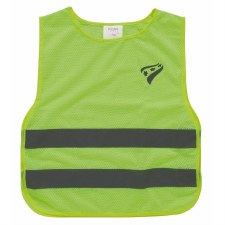 Rucanor Runners Safety Vest (Hi Vis Yellow) L