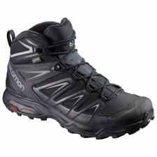 Salomon X Ultra 3 Mid GORE TEX (Black Navy) 8
