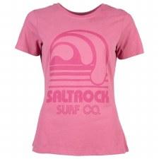 Saltrock Barrel Surf Tee (Pink) 8