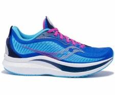 Saucony Endorphin Speed 2 Womens (Blue Sky Purple) 5