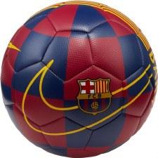 Nike Barcelona Presitge Football (Blue Claret) 5