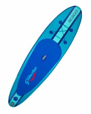 """Seago Glide Paddle Board (Green Blue) 10' 6"""""""