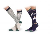 Shires Bamboo Socks 2 Pack (Mixed) Childs