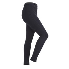Shires Saddlehuggers Ladies Jodphurs (Black) 24