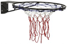 Slam Dunk Basketball Ring & Net Set