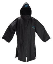 Sola Waterproof Changing Robe (Black) XS