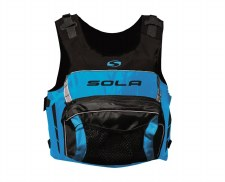 Sola Scream Overhead Bouyancy Aid (Blue Black) 30-40kg