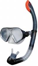 Sola Mask & Snorkle Set (Blue Black)