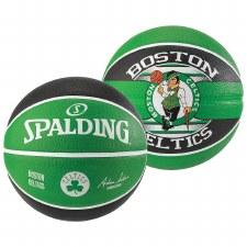 Spalding NBA Boston Celtic (Green Black) Size 7