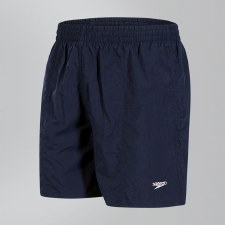 Speedo Solid Leisure Mens Swim Short (Navy) S