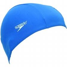 Speedo Polyester Hat Blue