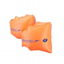 Speedo Sea Squad Armbands (Orange) 2-6