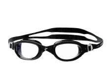 Speedo Futura Plus Goggles (Black Clear) Adults