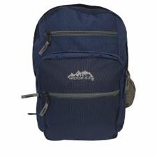 Ridge 53 College Backpack (Navy)