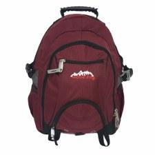 Ridge 53  Bolton Backpack (Maroon)