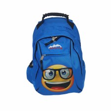 Ridge 53 Abbey Backpack Eddie Emoji (Blue)