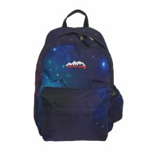 Ridge 53 Morgan Cannes Cosmic Backpack (Purple Multi)