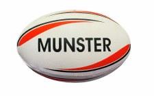 Sportech Munster Ball 5 (White Red Black)